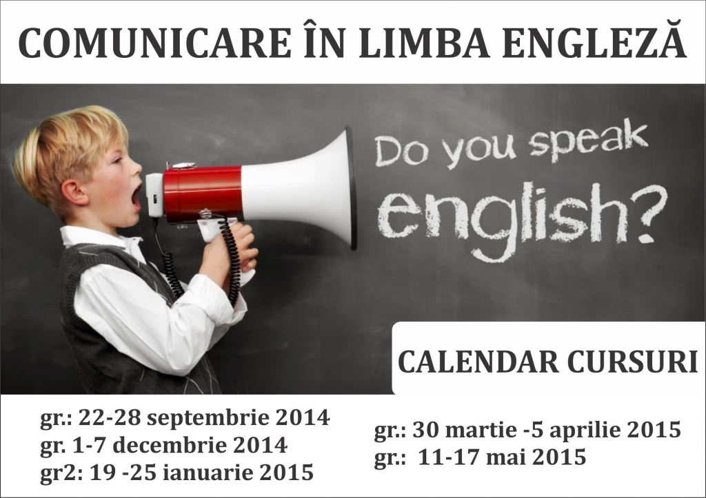 calendar cursuri engleza  SIM re