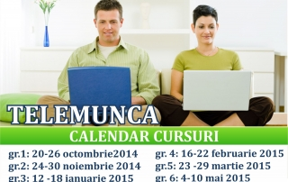 calendar cursuri telemunca SIM